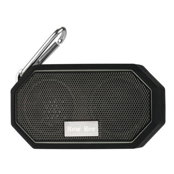 c3af8e4d5ec Caixa De Som Bluetooth 4.0 Mini Portátil Ip66 À Prova D água