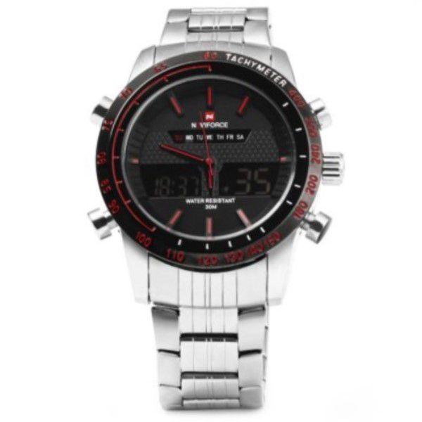 591bf3bc085 ... Relógio Masculino Naviforce Nf9024 Quartz Digital-analógico - REIS  TSOUZA ...