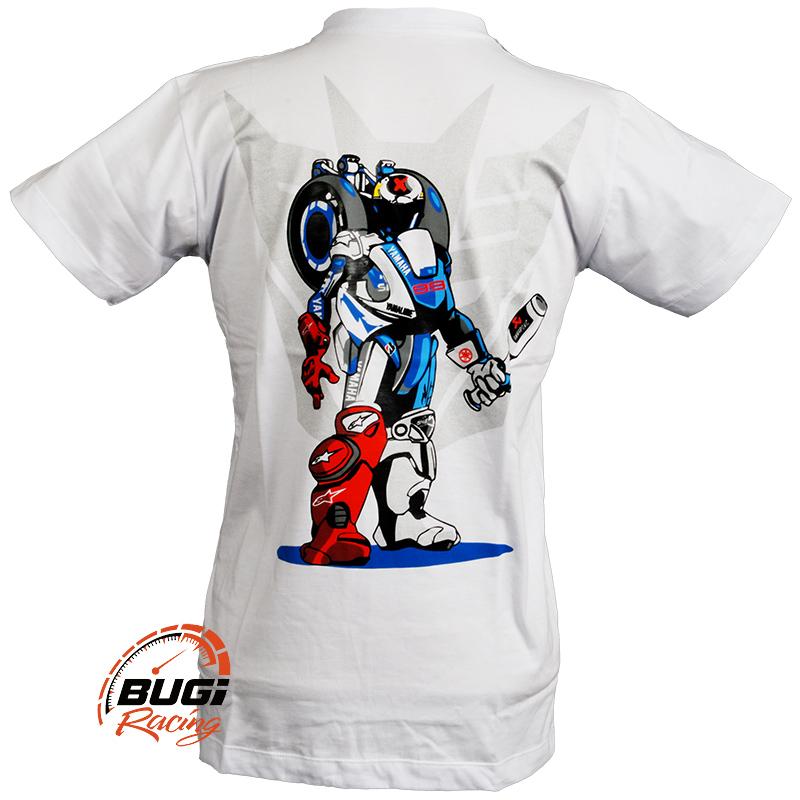 Camiseta Masculina Jorge Lorenzo 99 - Bugi Racing Motos - Peças e ... ceba8137bc199