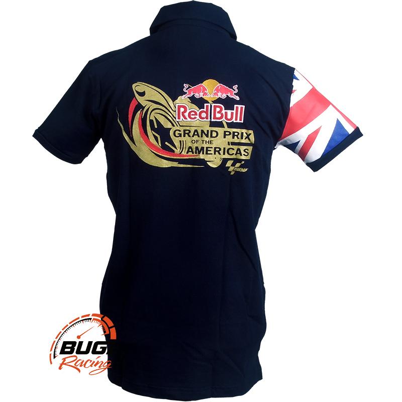 Camisa Polo Masculina Red Bull Air Asia - Bugi Racing Motos - Peças ... 32a74c5dff8