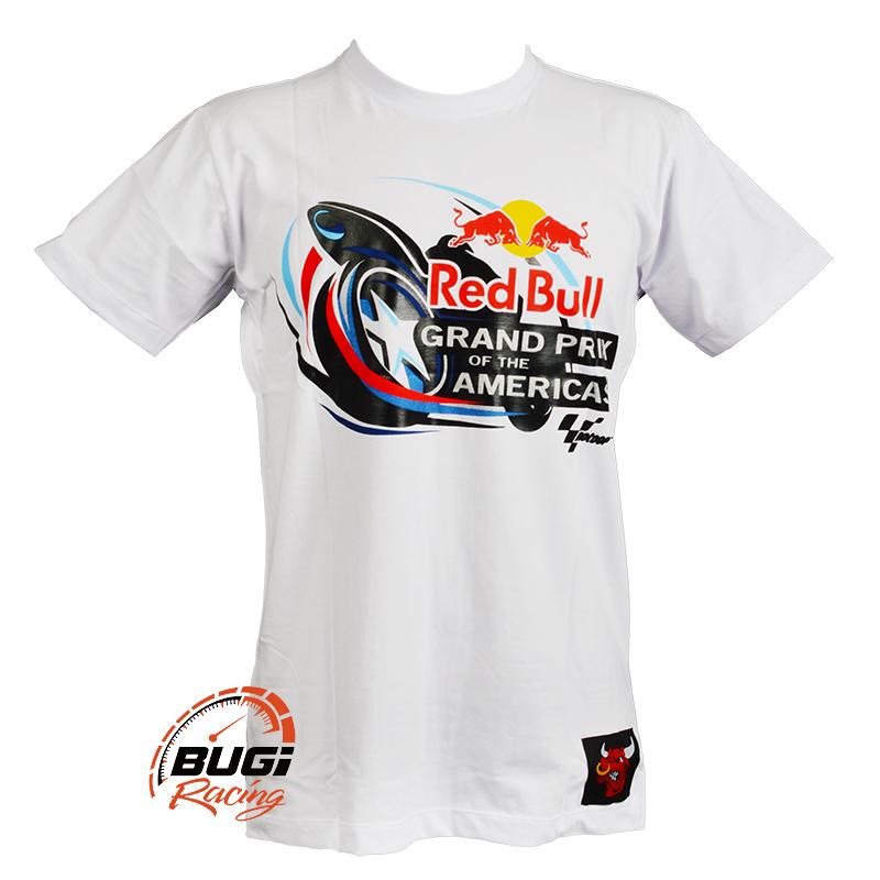 Camiseta Masculina Red Bull Grand Prix of The America 7bdb2d73ac7d9
