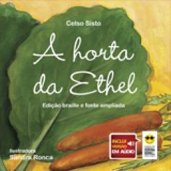A horta da Ethel