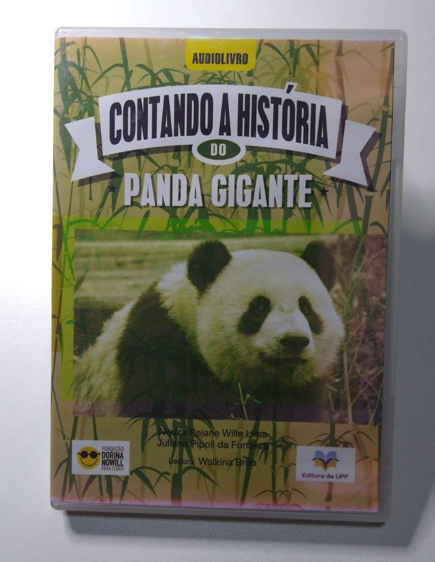 Audiolivro - Contando a história do Panda Gigante