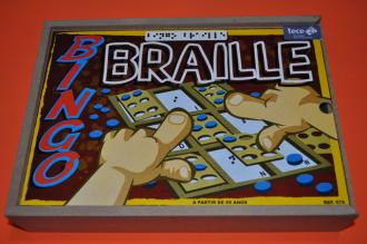 BINGO BRAILLE