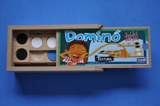 DOMINÓ TÁTIL - TEXTURA