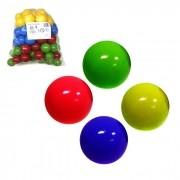 100 Bolinhas Coloridas Ideal para Piscina de Bolinhas