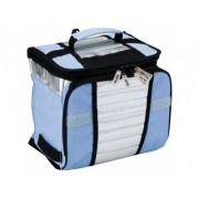 Ice Cooler 7,5 Litros Bolsa Térmica Mor 9 Latas 350ml