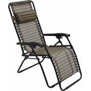 Cadeira Sevilha Reclinável Praia Piscina Jardim Mor