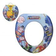 Assento Sanitário Infantil Redutor Super Heróis