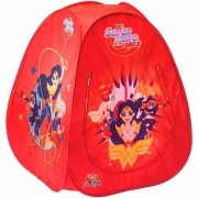 Barraca Infantil Barraquinha Portátil Super Hero Girls
