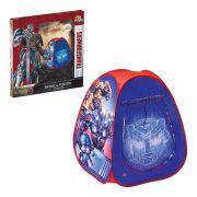 Barraca Infantil Barraquinha Portátil Transformers