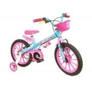 Bicicleta Aro 16 Candy Infantil Feminina