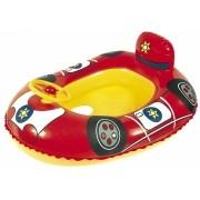 Boia Inflável Infantil Carrinho de Corrida com Volante