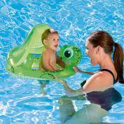 Boia para Bebê Infantil Tartaruguinha com Cobertura