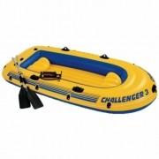 Bote Barco Inflável Challenger 3/4 Pessoas Intex