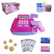 Caixa Registradora Infantil com Acessórios Shopping