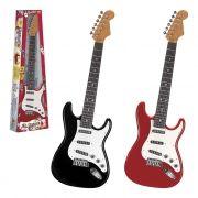 Guitarra Musical Infantil Rockstar com Som
