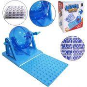 Jogo Bingo Giratório Lotto 90 Números 12 Cartelas
