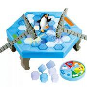 Jogo Quebra Gelo do Pinguim