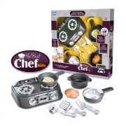 Kit Cozinha Infantil The Best Chef Kids