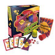 Kit de Mágicas Incríveis com Livro de Instruções