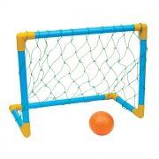 Kit para Futebol Infantil Trave com Rede e Bola