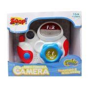 Minha Primeira Câmera Fotográfica Infantil Zoop Toys