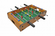 Mini Pebolim de Mesa Toto Futebol