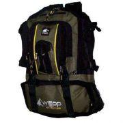 Mochila Camping Yepp 35 Litros Viagem Black/Verde