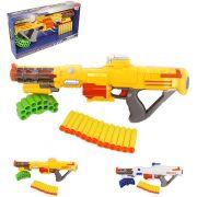 Pistola Lançador de Dardos de Espuma com 14 Dardos