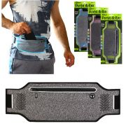 Porta Dólar Pochete para Celular com Saída para Fone de Ouvido 23x13cm