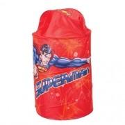 Porta Objetos Super Homem Man Organizador de Brinquedos