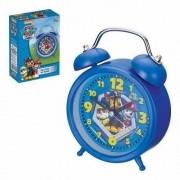 Relógio de Mesa Infantil Patrulha Canina