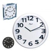 Relógio de Parede Ponteiros Grande 31 cm Diâmetro