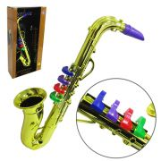 Saxofone Infantil Jazz Music 36cm