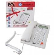 Telefone de Mesa Parede com Bina 24 Tipos de Campainhas