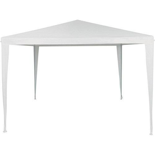 Tenda Gazebo Oxford Proteção Solar Silver Coating 3x3 Branca