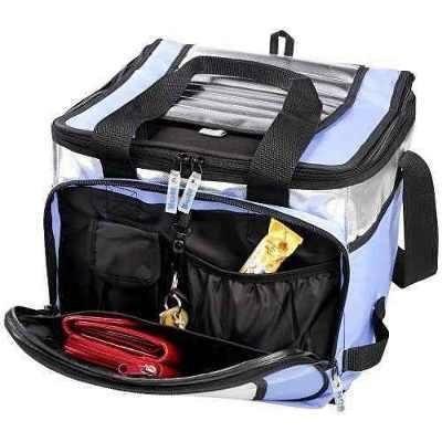 Bolsa Cooler 32 Latas Ou 24 Litros Quente Frio Térmica Mor