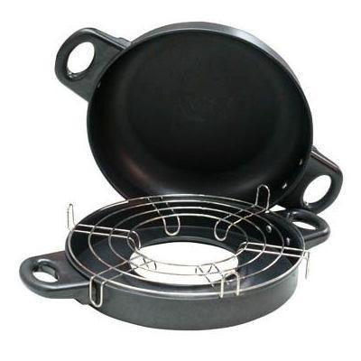 Mini Churrasqueira De Fogão Home Grill Nautika