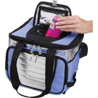 Bolsa Térmica Ice Cooler 36 Litros Mor Até 40 Latas