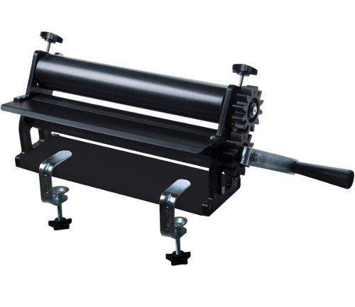 Cilindro Manual Antiaderente Biscuit Massas Sova Master 40cm Anodilar
