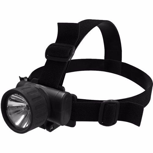 Lanterna De Cabeça À Prova Dágua Skiper Aqua Nautika