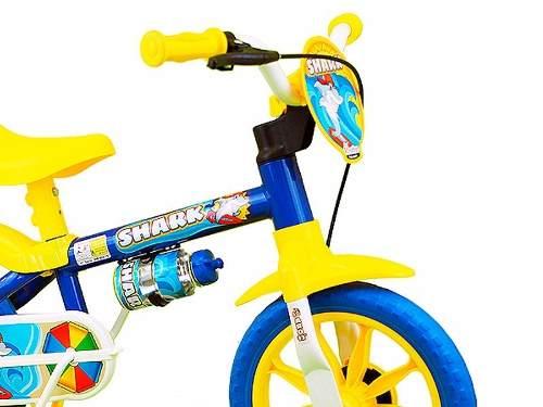 Bicicleta Infantil Shark Nathor Aro 12