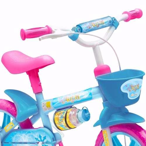 Bicicleta Infantil Aqua Nathor Aro 12