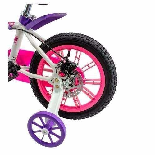 Bicicleta Aro 14 First Pro Quadro Aluminio Nathor Feminina