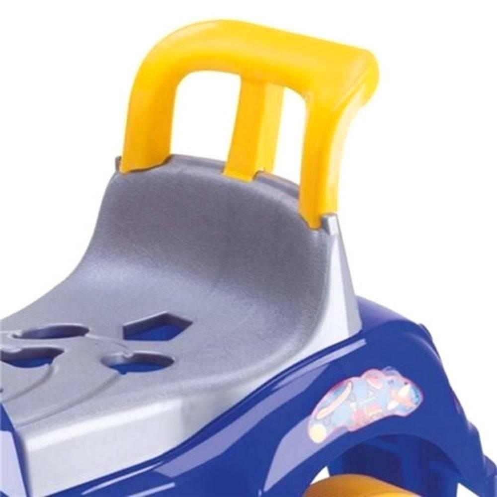 Andador Didático Totokinha Azul Menino
