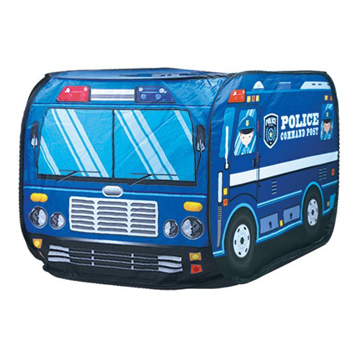 Barraca Barraquinha Infantil Caminhão de Polícia