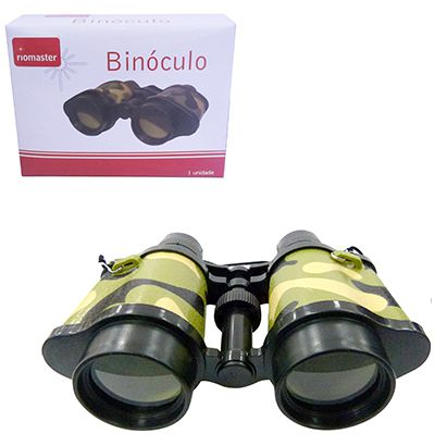 Binóculo Camuflado Compacto 16,5 x 12 x 5,5cm