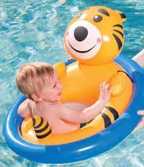 Boia Infantil Para Bebê Tigrinho com Orifício para Pernas