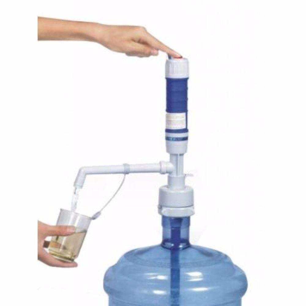 Bomba a Pilha para Garrafão Galão De Água 20 Litros
